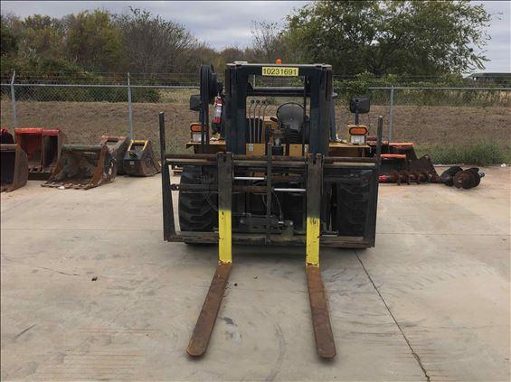2014 NOBLES RC60LP Rough Terrain Forklift