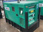 2016 Kustom Power Solutions MSG425 Diesel Generator