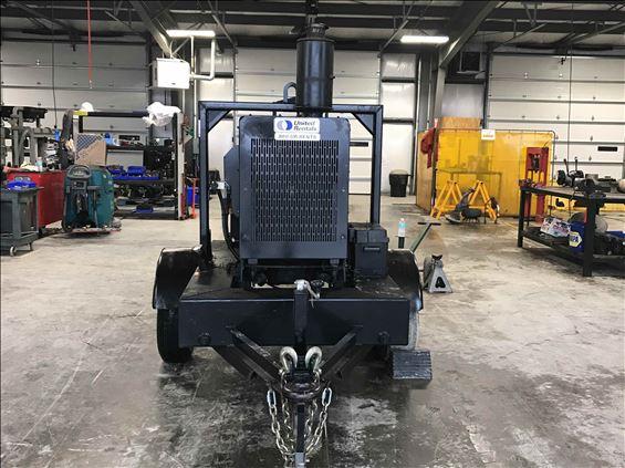 2013 Hydra-Tech HT60DJV Pump