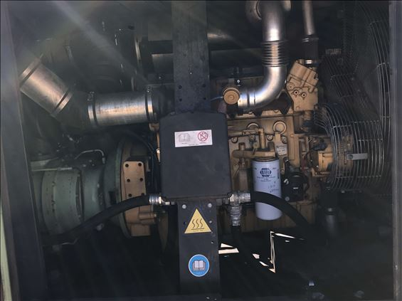 2012 Sullair 900HDTQCA Air Compressor