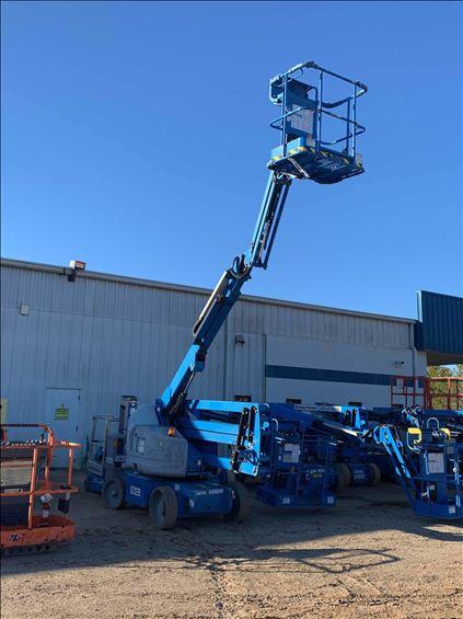 2012 Genie Z-40/23N Boom Lift