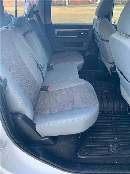 2017 Dodge 1500CREWSLTG4WD