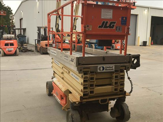 2012 JLG 3246ES Scissor Lift