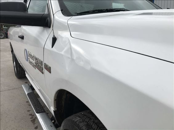 2015 Dodge 2500REGSTG2WD