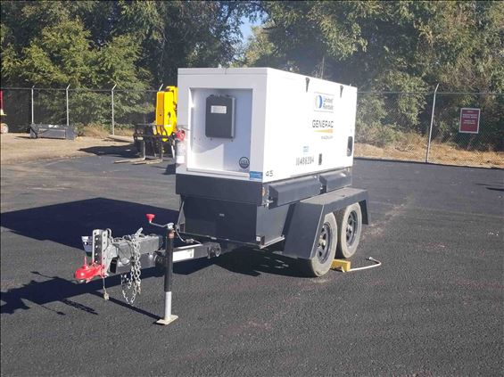 2016 Magnum Pro MMG45IF4 Diesel Generator