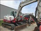 2015 Takeuchi TB290C Mini-Excavator