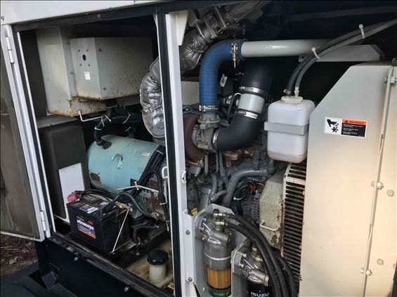 2016 Multiquip DCA70SSIU4F Diesel Generator