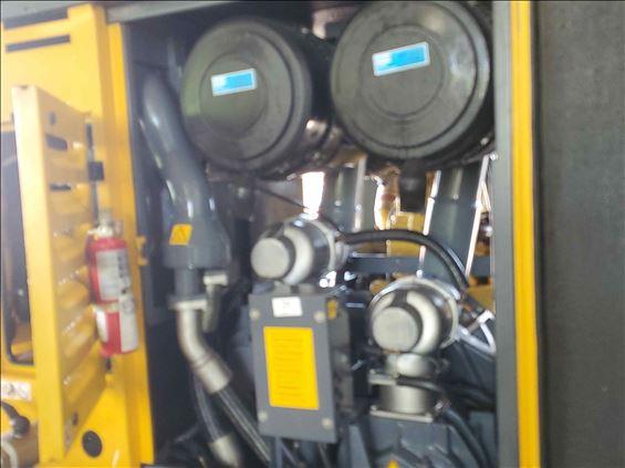 2010 Atlas Copco XAS1600CD6 Air Compressor