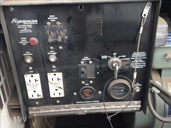 2015 Magnum Pro MLG8K Portable Generator