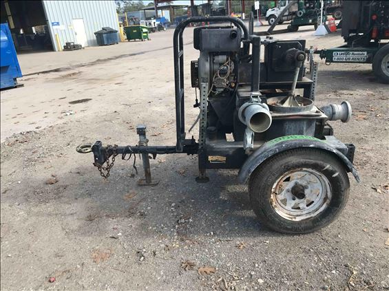 2016 Portable Pumping Systems 4DD