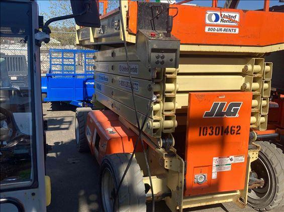 2014 JLG 4069LE Scissor Lift