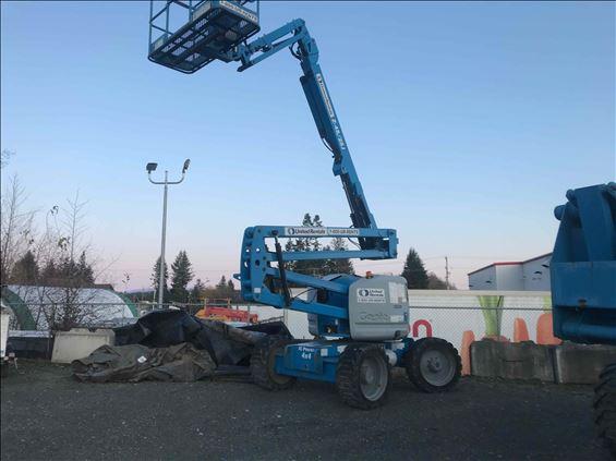 2011 Genie Z-45/25J IC Boom Lift