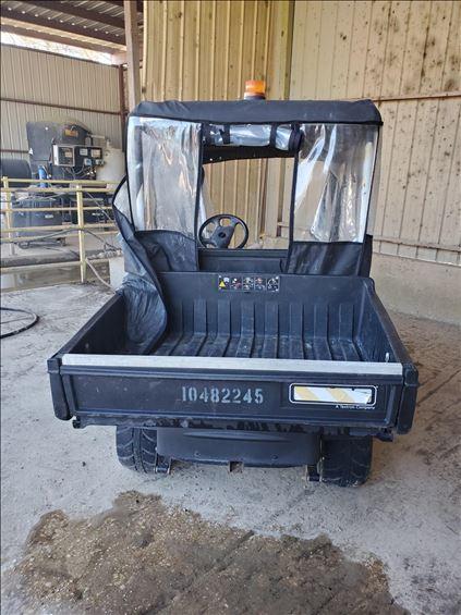 2016 E-Z-GO HAULER 800X Utility Vehicle