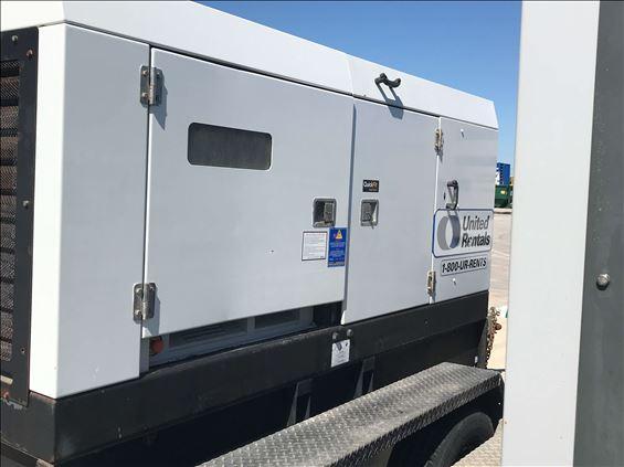 2011 Wacker Neuson G 120 Diesel Generator