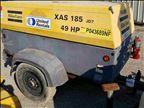 2013 Atlas Copco XAS185JD7STEEL Air Compressor