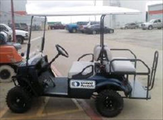 2014 E-Z-GO SHUTTLE 4XE Utility Vehicle