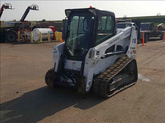 2017 Bobcat T630