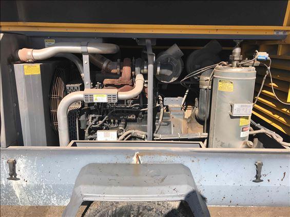2011 Atlas Copco XAS375JD6 Air Compressor
