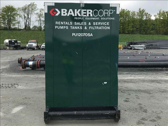 2012 BakerCorp BP1212LSGD154AS