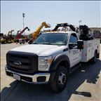 2014 Ford F550REGXLG2WD