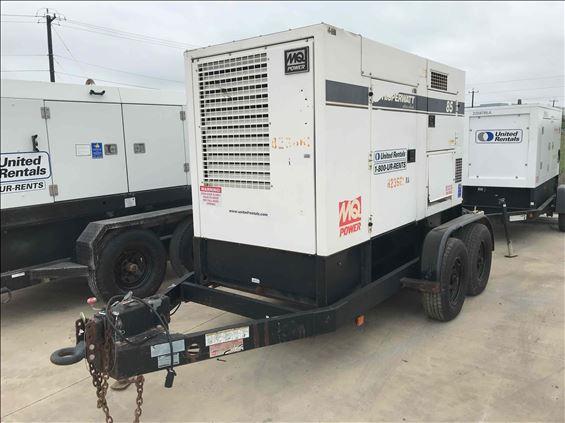 2010 Multiquip DCA85USJ2C Diesel Generator