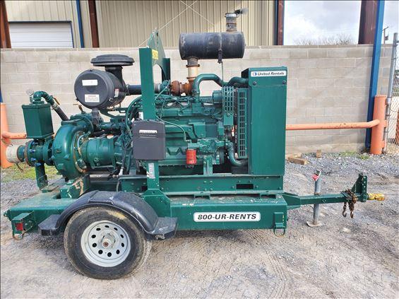 2015 Pioneer Pump PP66S14L716068 Pump