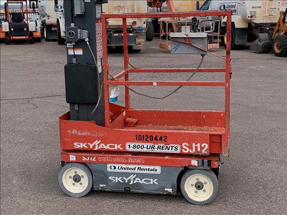2013 Skyjack SJ12 Scissor Lift