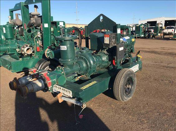 2011 Pioneer Pump PP66S14L71D914 Pump