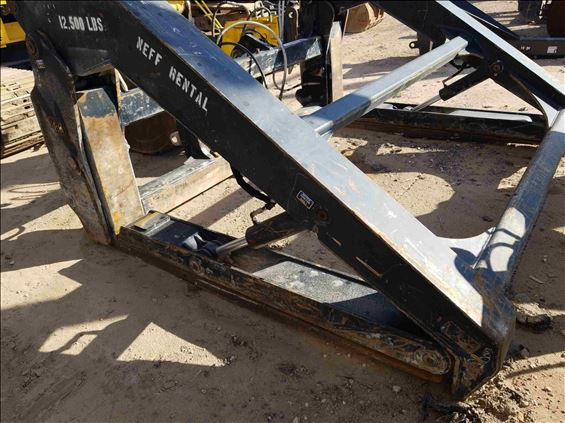 2013 Case FRK-QC500DTCPF1 Earthmoving Attachment