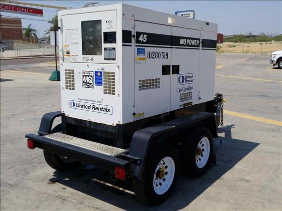 2014 Multiquip DCA45SSIU4F Diesel Generator