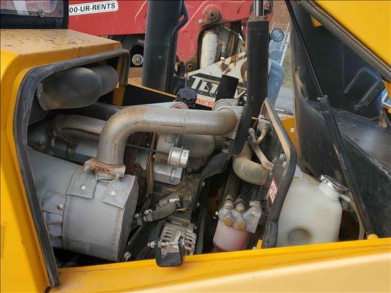 2013 JCB 520-50 Rough Terrain Forklift