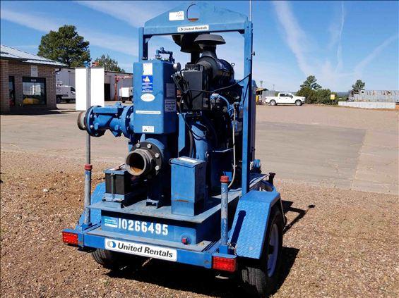 2014 Thompson 6JSCEN-308 Pump