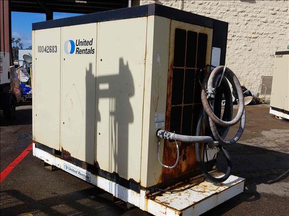 2012 Ingersoll Rand R1101-A125PSI Air Compressor