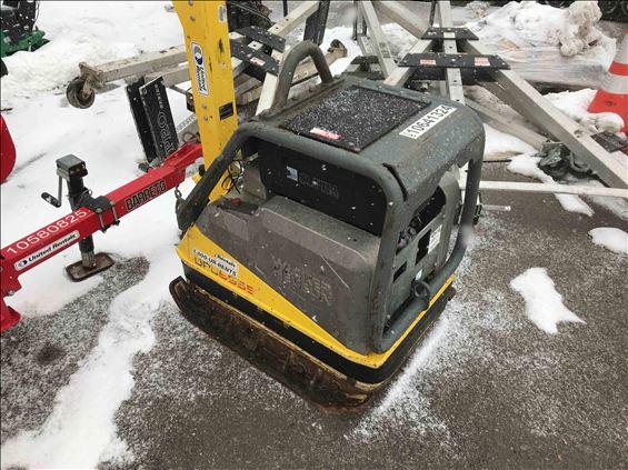 2017 Wacker Neuson DPU6555He Plate Compactor