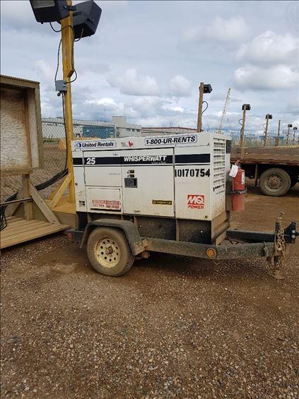 2013 Multiquip DCA25USI2C Diesel Generator