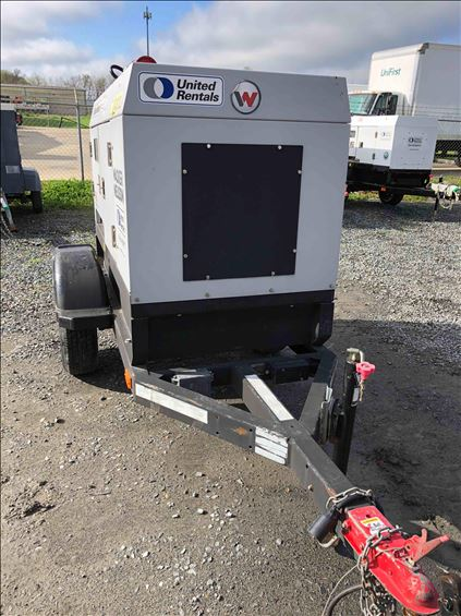 2018 Wacker Neuson G25 T4F Diesel Generator