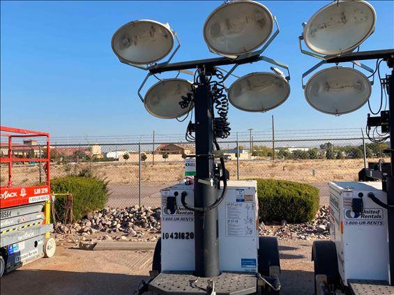 2015 Magnum Pro MLT3060MV Towable Light Tower