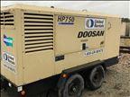 2012 Doosan HP750WCU Air Compressor
