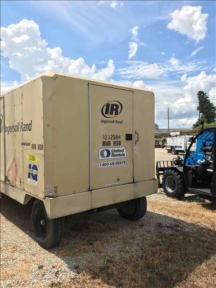 2011 Doosan HP1600WCU-T3 Air Compressor