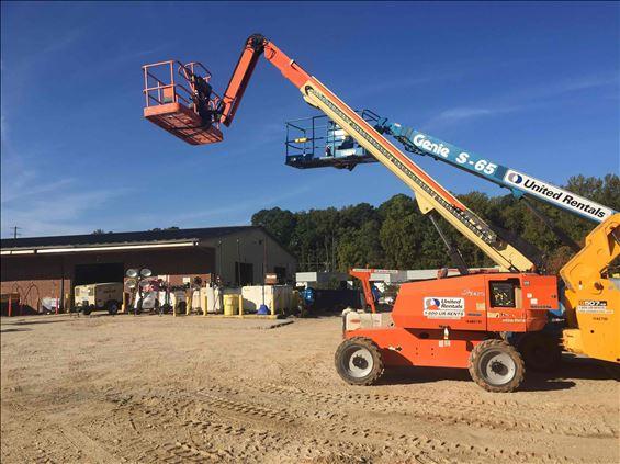 2016 JLG 660SJ Boom Lift