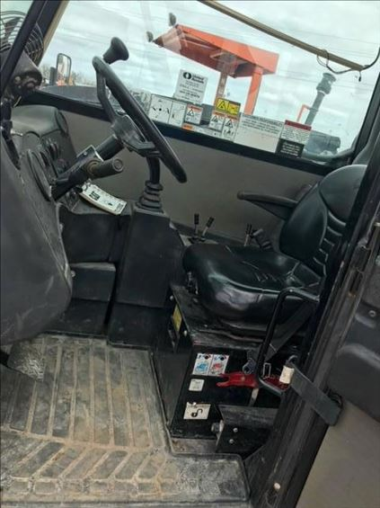 2013 CAT TL1255C Rough Terrain Forklift