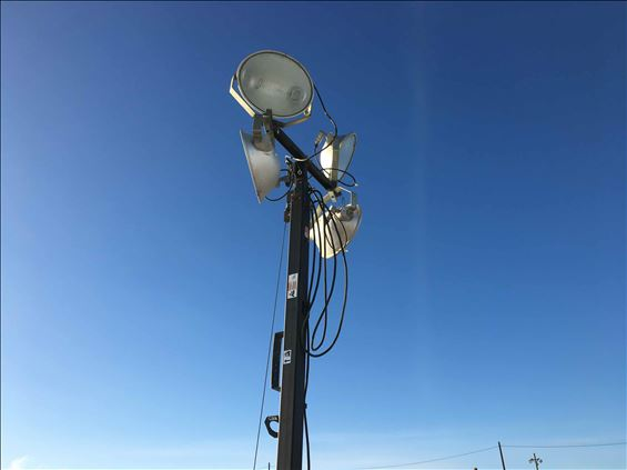 2014 Magnum Pro MLT5200 Towable Light Tower