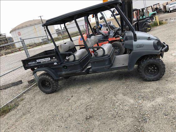2017 Club Car CARRYALL 1700 Utility Vehicle