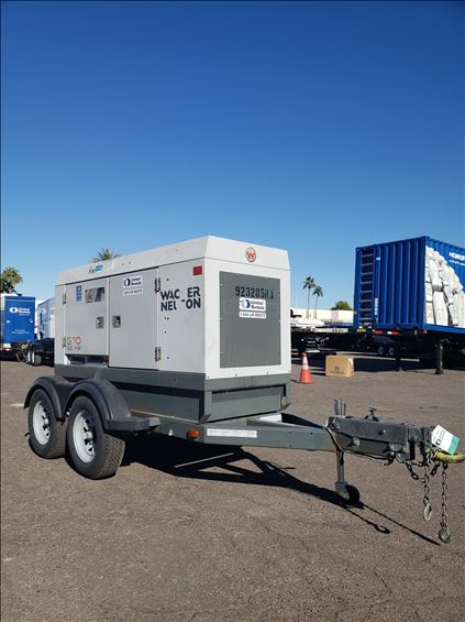 2012 Wacker Neuson G 70 Diesel Generator