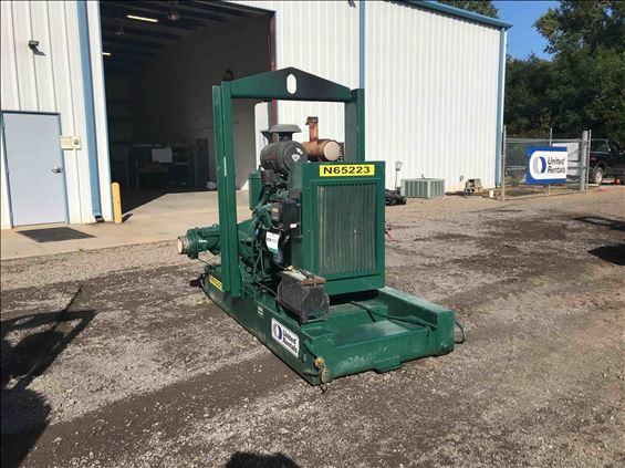 2010 Gorman-Rupp PA6C604045T Pump