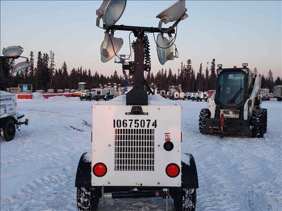 2017 Magnum Pro MLT3060KV Towable Light Tower