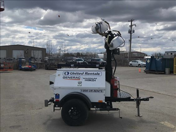 2017 Magnum Pro MLT4200 Towable Light Tower