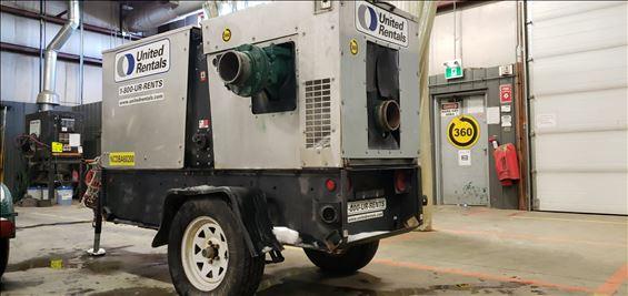 2012 Pioneer Pump PP66S12L714024 Pump