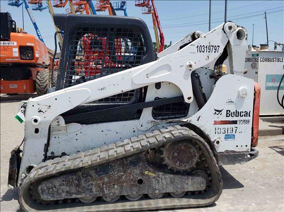 2014 Bobcat T750