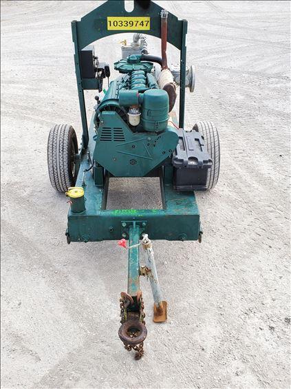 2015 Pioneer Pump PP66S12L2D914 Pump